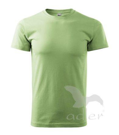 Triko pánské Adler Basic - světle zelené, 4XL