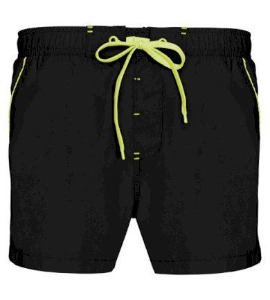 Pánské plavecké šortky Roly Yoona - černé, S