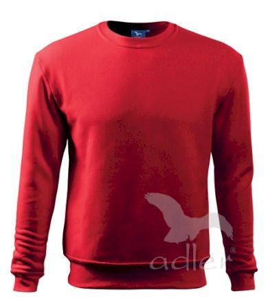 Mikina pánská Adler Essential - červená, XL