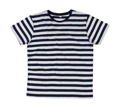 Pruhované námořnické triko Mantis Lines - navy-bílé, L