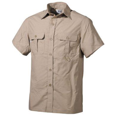 Košile Fox Outdoor - khaki, L