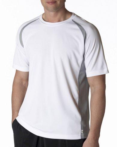 Tričko Alo Crew - bílé, S