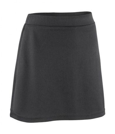 Dětská sukně Spiro - černá, S