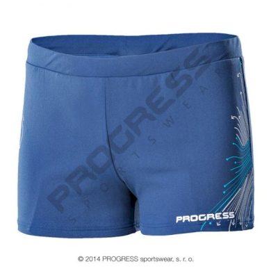 Plavky pánské Progress Admiral - modré, 46
