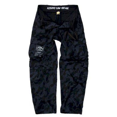 Kalhoty Kosumo Stone - nightcamo, 3XL