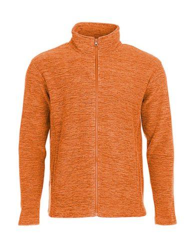 Mikina pánská Stedman Active Melange - oranžová, XL