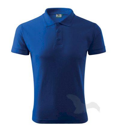 Polokošile Adler Pique Polo - modrá, XL