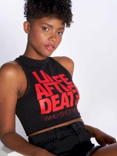 Tílko dámské Who Shot Ya? Life After Death - černé, L