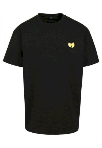 Triko Wu-Wear Sidetape - černé, S