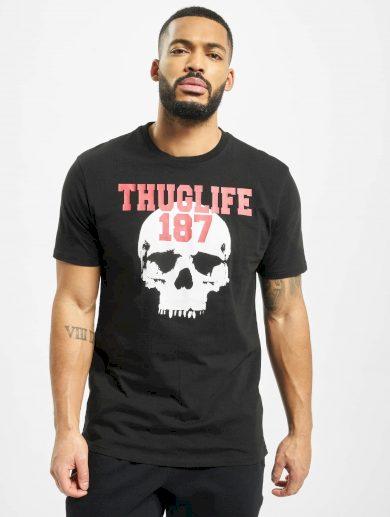 Tričko Thug Life Stay True - černé, XL