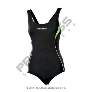 Plavky dámské Progress Orca - černé, 40