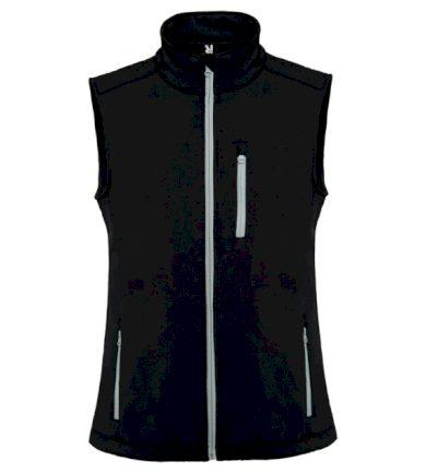 Pánská vesta Roly Nevada - černá, XL