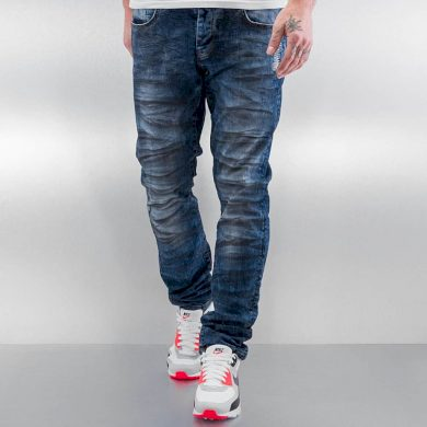 Džíny Just Rhyse Jeans Oil 32 - modré, 31