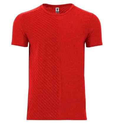 Pánské sportovní tričko Roly Baku - červené, M