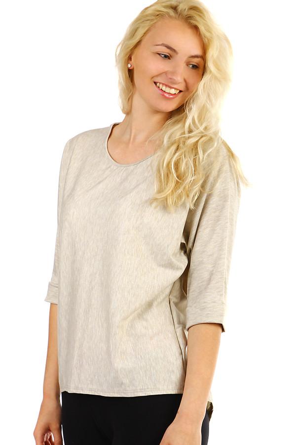 Glara Dámské tričko s tříčtvrtečním rukávem 311479