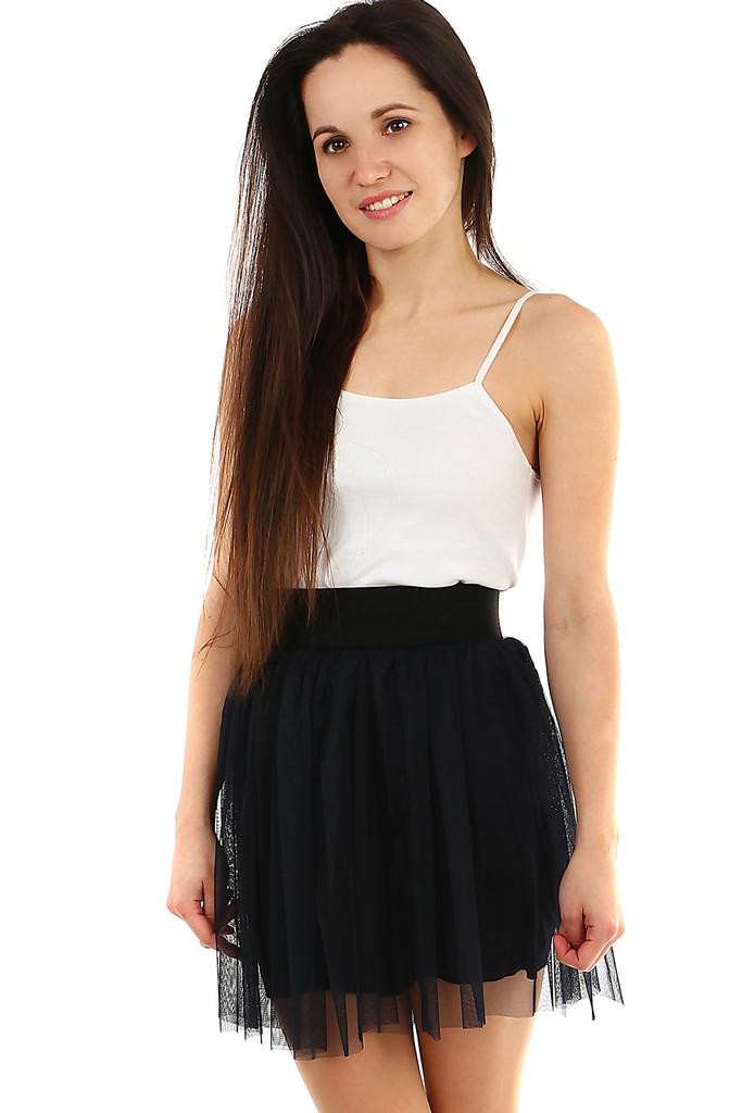 Glara Dámská krátká tutu sukně 469505