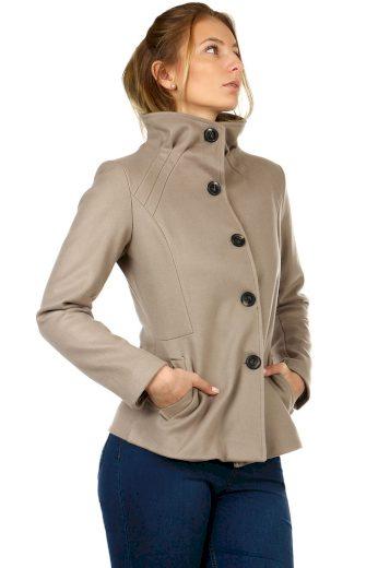 Glara Dámský podzimní kabátek 505316
