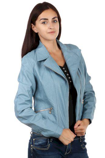 Glara Koženková dámská bunda 71329
