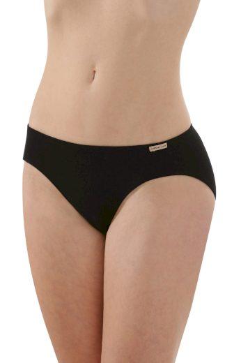 Glara Dámské klasické kalhotky bio bavlna bez elastanu 530684