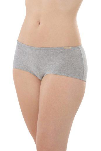 Glara Dámské jednobarevné kalhotky z organické bavlny 530429
