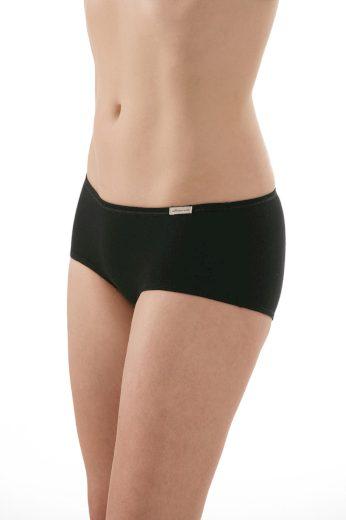 Glara Dámské jednobarevné kalhotky z organické bavlny 530435