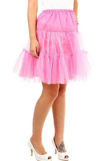 Glara Krátká tylová spodnička pod šaty a sukně 391334