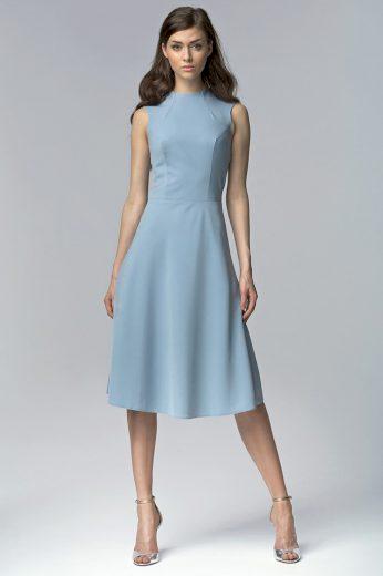 Glara Společenské šaty ve stylu Audrey Hepburn 401560