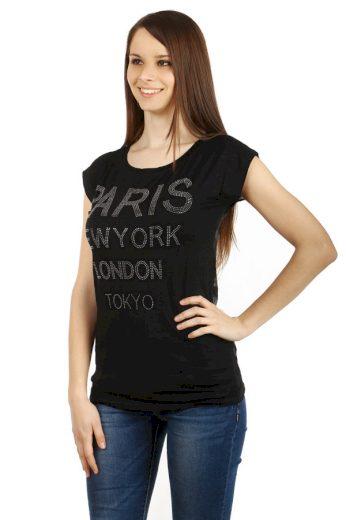 Glara Dámské tričko Paris 48007