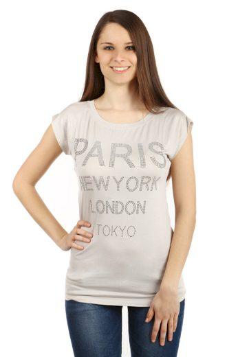 Glara Dámské tričko Paris 48009