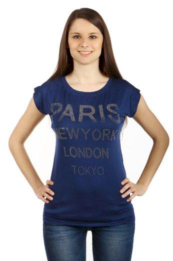 Glara Dámské tričko Paris 48011