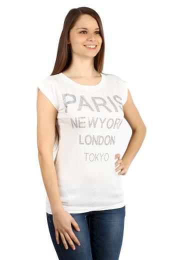 Glara Dámské tričko Paris 48013