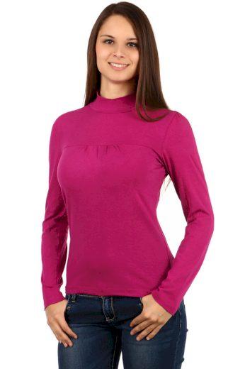 Glara Bavlněné dámské tričko 91597