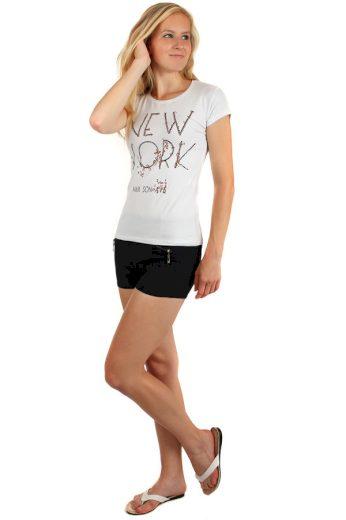 Glara Dámské triko New York 146579