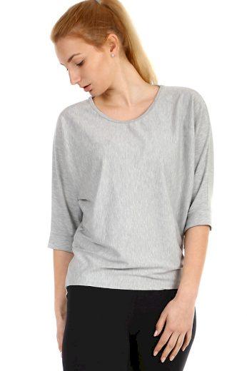 Glara Dámské tričko s tříčtvrtečním rukávem 308079