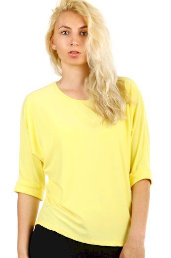Glara Dámské tričko s tříčtvrtečním rukávem 311478
