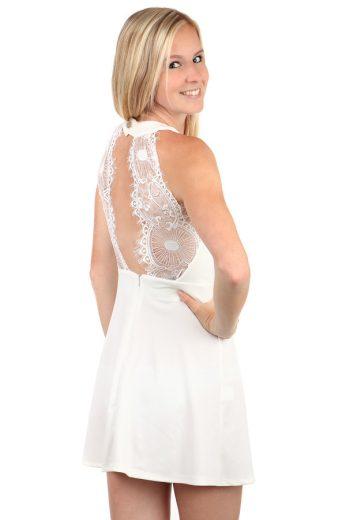 Glara Krátké šaty s odhalenými zády 59997