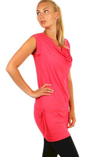 Glara Krátké dámské sportovní šaty na léto 231556