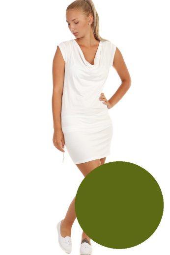 Glara Krátké dámské sportovní šaty na léto 425130