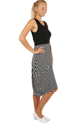 Glara Dlouhé letní šaty s proužky 241159