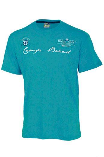 Glara Pánské bavlněné sportovní tričko s krátkým rukávem 40933