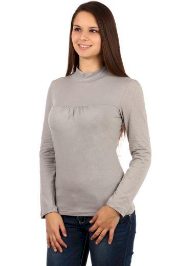 Glara Bavlněné dámské tričko 91617