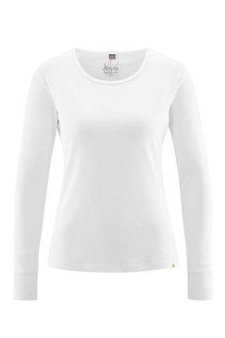 Glara Dámské biobavlněné tričko s konopím 562737