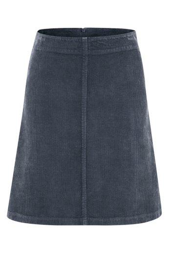 Glara Konopná dámská krátká sukně 596159