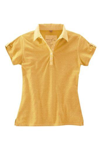 Glara Dámské triko s límečkem EKO 592433