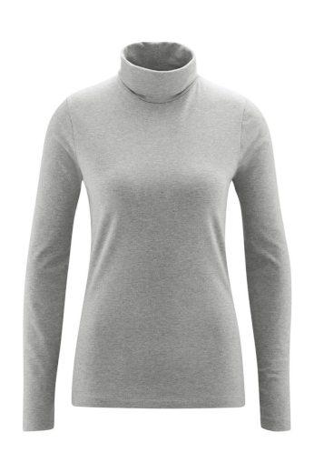 Glara Dámské rolákové tričko z biobavlny 615227