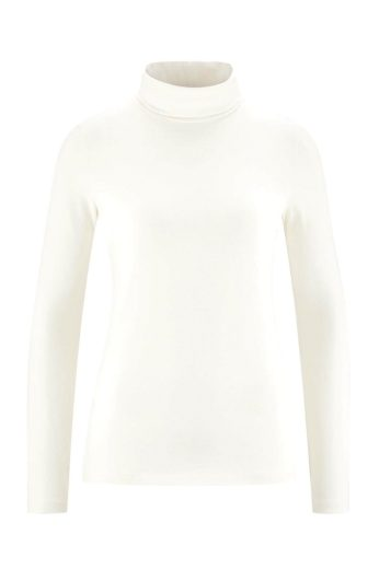 Glara Dámské rolákové tričko z biobavlny 615232