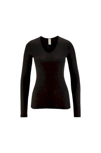 Glara Biovlněné dámské triko s hedvábím 615288