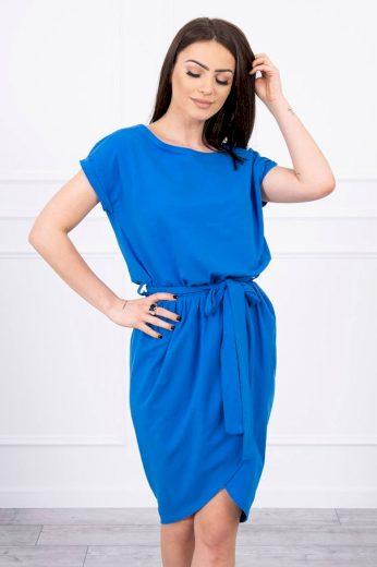 Glara Letní dámské šaty s tulipánovou sukní 618433
