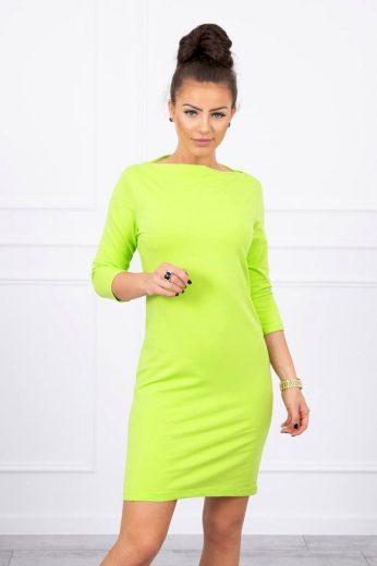 Glara Dámské mikinové šaty z bavlny 618654