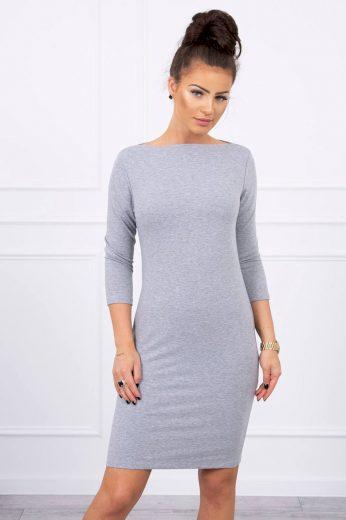 Glara Dámské mikinové šaty z bavlny 618658